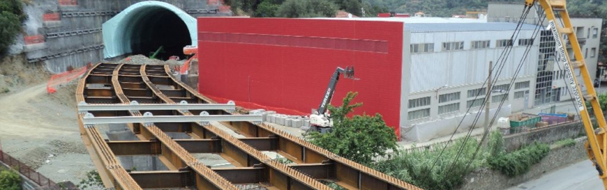Two railway bridges Grana