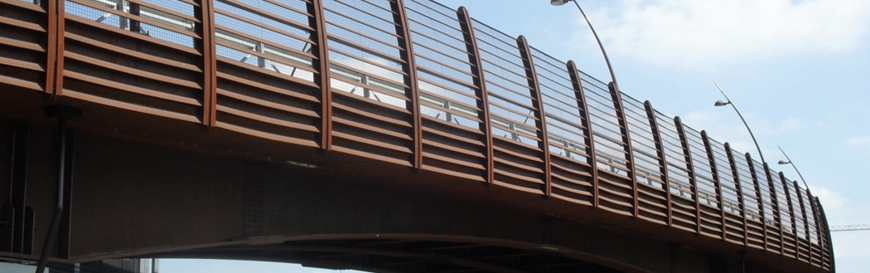 Road bridge Verona